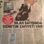 Hürriyet Gazetesi Roportaj 06/12/2017